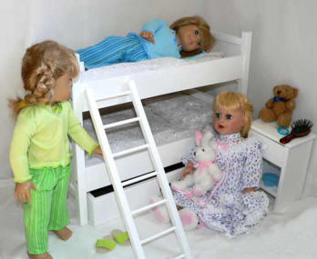 bunk beds sold out