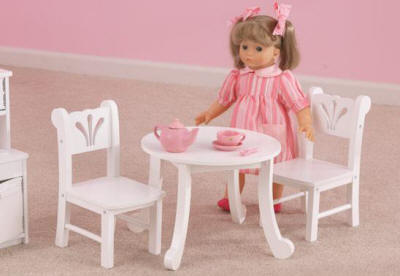 american girl table furniture