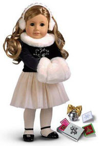 American Girl Winter Doll Outfit