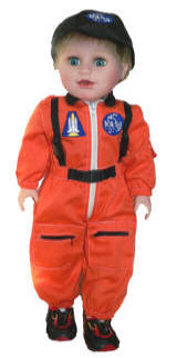doll clothes astronaut outfit