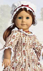 Image of the Felicity Merriman Doll