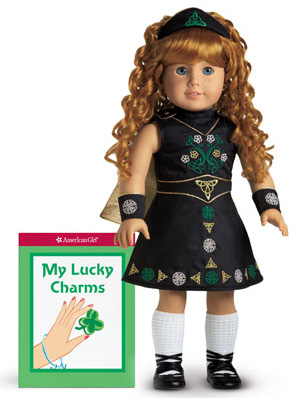 f45a7f97658 American Girl complete Irish Dance Doll outfit ...