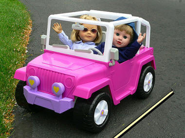 doll jeep american girl