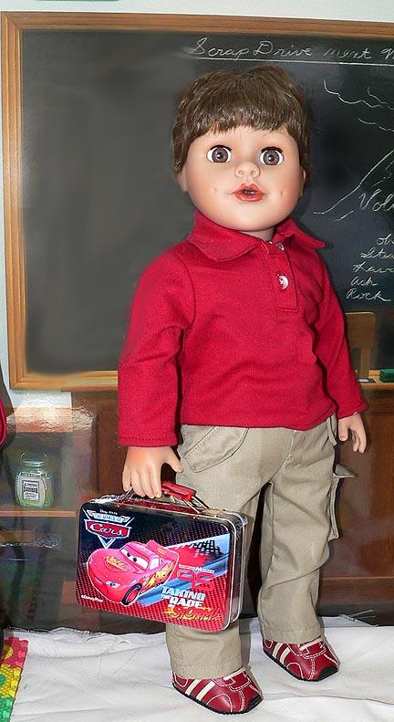 Dolls For Boys: Boy Dolls, Adorable 18 Inch Boy Doll ...