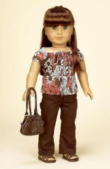 trendy american girl doll outfit