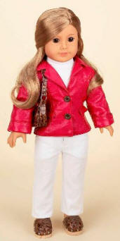 american girl clothing complete set