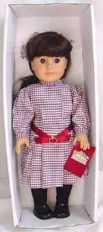 Samantha Parkington Doll