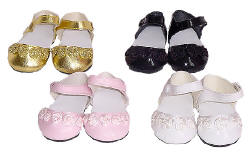 Doll Dress up shoes