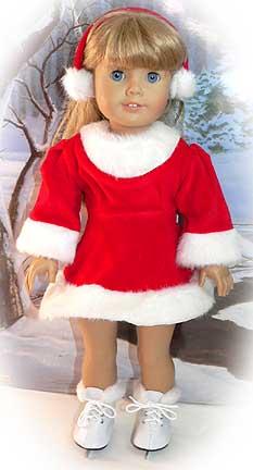 8b3cf0a5ba Holiday Doll Clothing  18