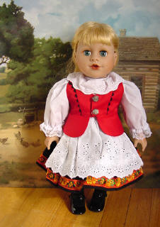 german american girl dress