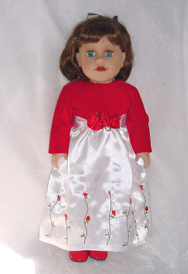 1beb89af6 Baby Doll Dresses and Fancy Doll Clothes For American Girl Dolls ...