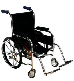 small toy metal wheelchair sew dolling